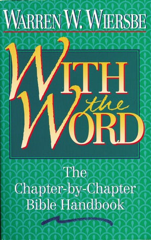 With the Word book image