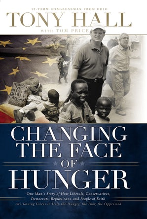 Changing the Face of Hunger book image