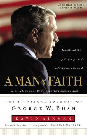 A Man of Faith book image
