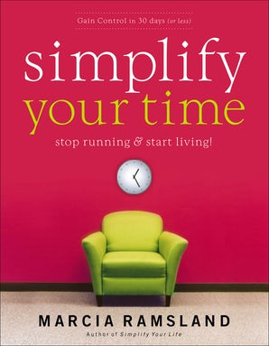 Simplify Your Time book image