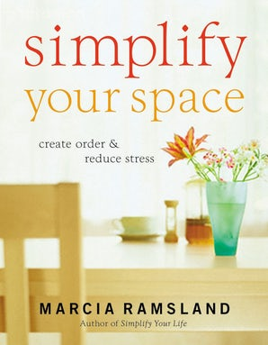 Simplify Your Space book image