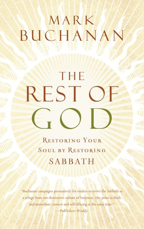 The Rest of God book image