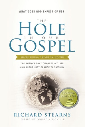 The Hole in Our Gospel Special Edition book image