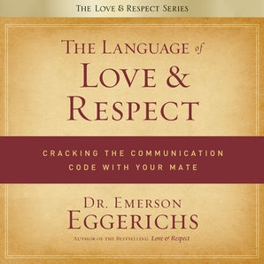 The Language of Love and Respect book image
