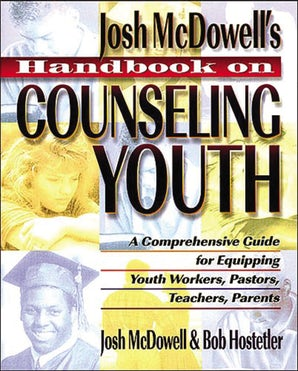 Handbook on Counseling Youth book image