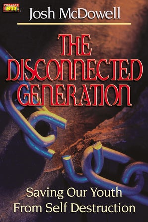 The Disconnected Generation book image