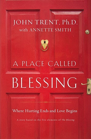 A Place Called Blessing book image