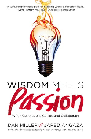 Wisdom Meets Passion book image