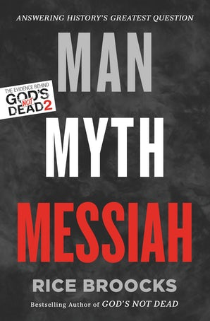 Man, Myth, Messiah book image