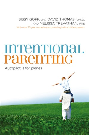 Intentional Parenting book image