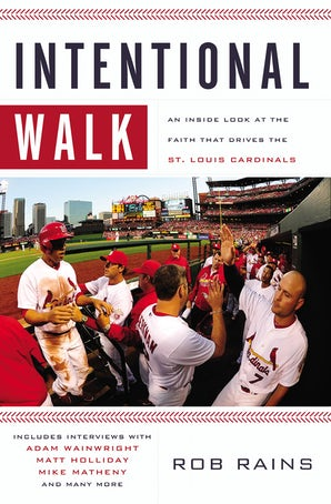 Intentional Walk book image