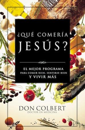 ¿Qué comería Jesús? book image