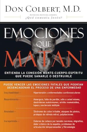 Emociones que matan book image