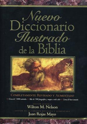Nuevo diccionario ilustrado de la Biblia book image