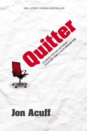 Quitter book image