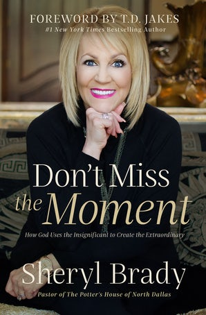 Don't Miss the Moment book image