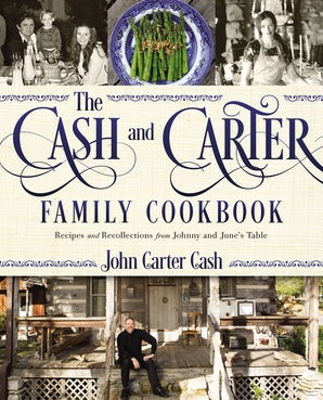 The Cash and Carter Family Cookbook book image