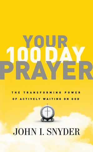 Your 100 Day Prayer book image