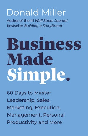 Business Made Simple book image