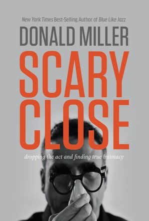 Scary Close book image