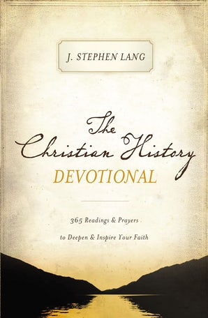 The Christian History Devotional book image