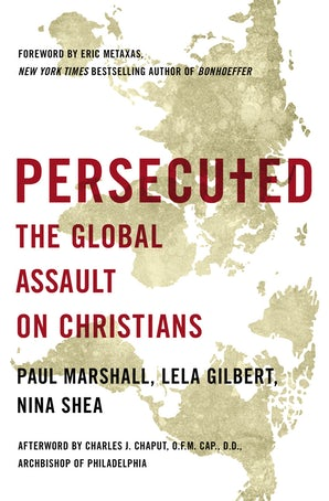Persecuted book image