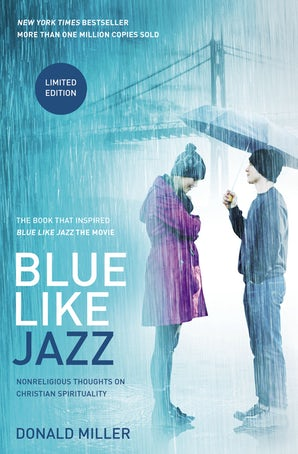 Blue Like Jazz: Movie Edition book image