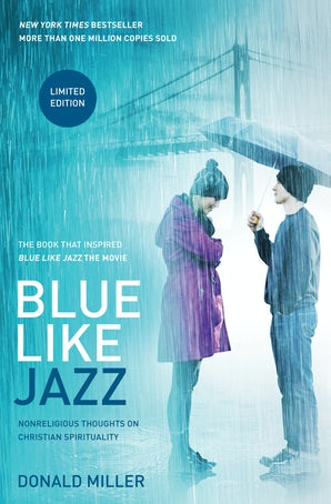 Blue Like Jazz: Movie Edition book image