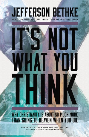 It's Not What You Think book image