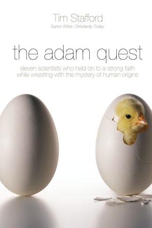 The Adam Quest book image