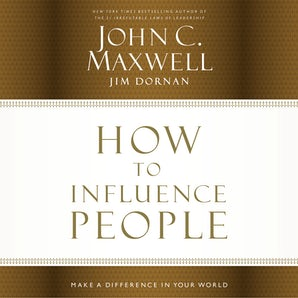 How to Influence People book image