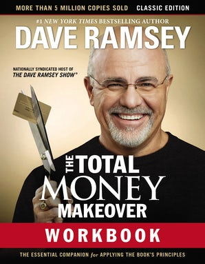 The Total Money Makeover Workbook: Classic Edition book image
