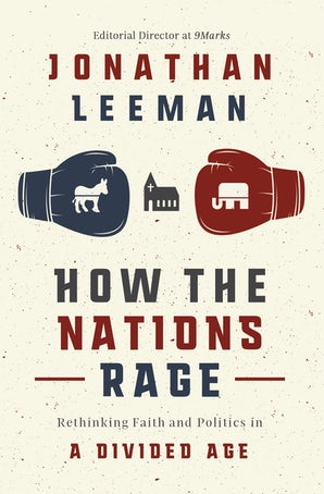 How the Nations Rage book image