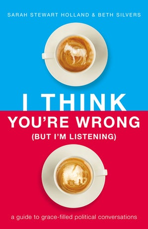 I Think You're Wrong (But I'm Listening) book image