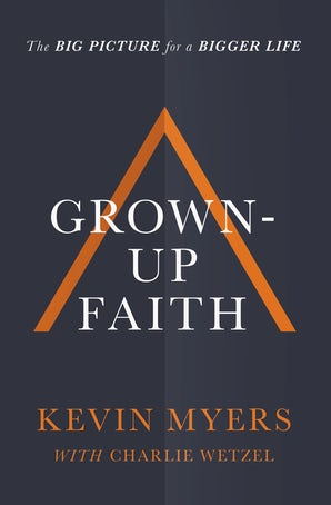 Grown-up Faith book image