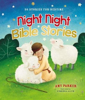 Night Night Bible Stories book image