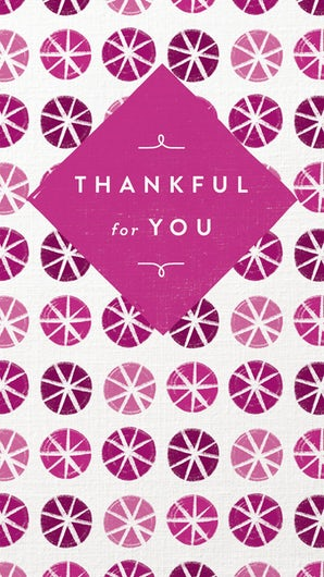 Thankful for You book image