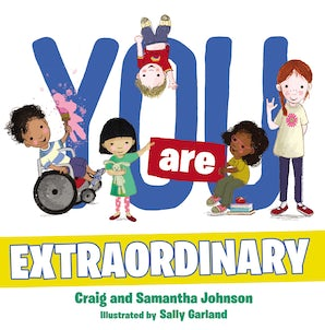 You Are Extraordinary book image