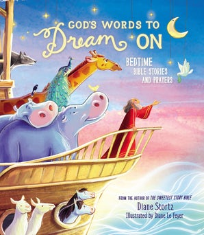 God's Words to Dream On book image