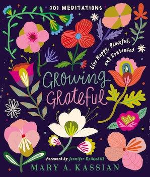 Growing Grateful book image
