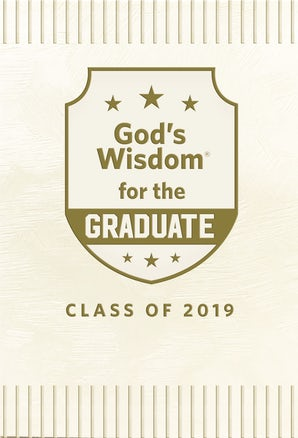 God's Wisdom for the Graduate: Class of 2019 - White book image