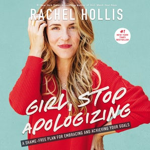 Girl, Stop Apologizing book image