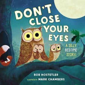 Don't Close Your Eyes book image