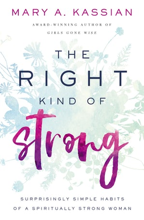 The Right Kind of Strong book image