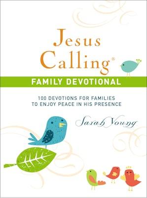 Jesus Calling Family Devotional book image