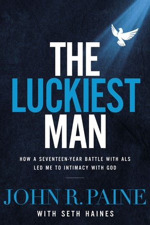 The Luckiest Man book image