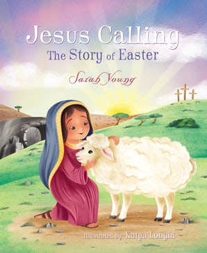 Jesus Calling: The Story of Easter (board book) book image