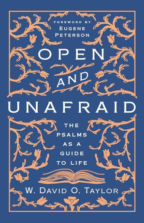 Open and Unafraid book image