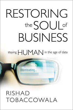 Restoring the Soul of Business book image