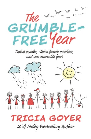 The Grumble-Free Year book image